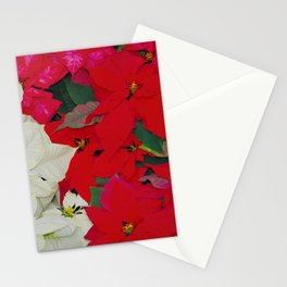 Poinsettias, Olbrich 5334 Stationery Cards