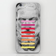 Sculpture With A Spectrum 2 iPhone & iPod Skin