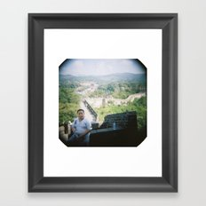 Great Child of China Framed Art Print