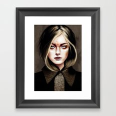 Leia Cole Framed Art Print