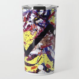 BEETHOVEN:    5th  Symphony         by Kay Lipton Travel Mug