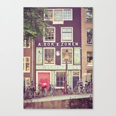 A. BOK & ZONEN Canvas Print
