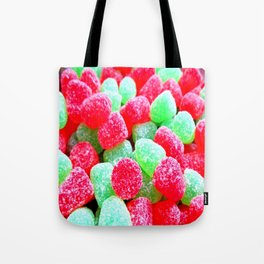 With Visions of Sugar Plums Tote Bag