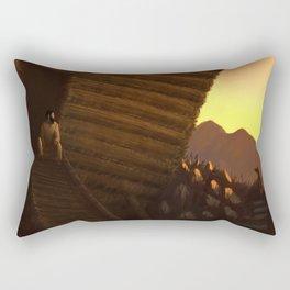 Noah's Ark Rectangular Pillow