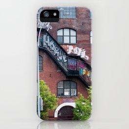 Art Walk iPhone Case