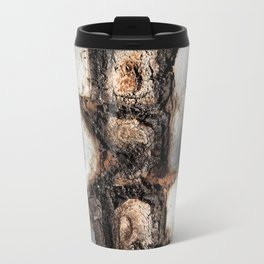 Abstract #001 Travel Mug