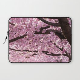 Cherry Blossom Trees Laptop Sleeve