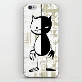 minima - milieu iPhone Skin