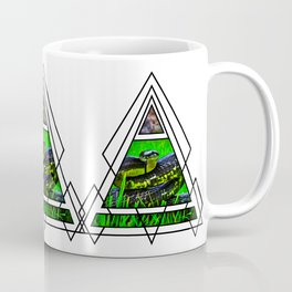 Snake Design Coffee Mug