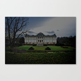 Friedenstein Palace Canvas Print
