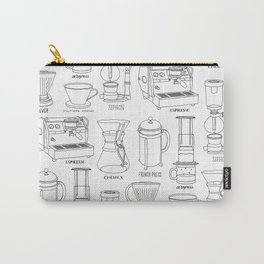 Coffee Brewing Carry-All Pouch