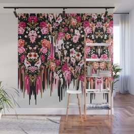 Heat of the day Wall Mural