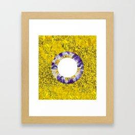 Floral Blooms I Framed Art Print