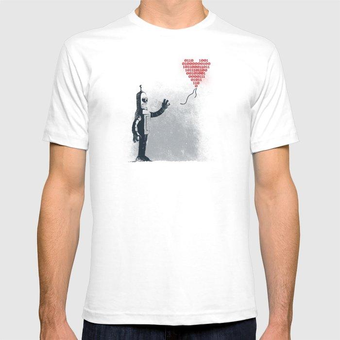 Binary Art T-shirt