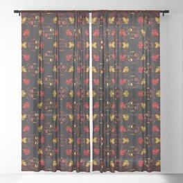 Colorandblack serie 33 Sheer Curtain