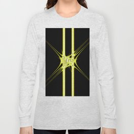 two Star Y Long Sleeve T-shirt