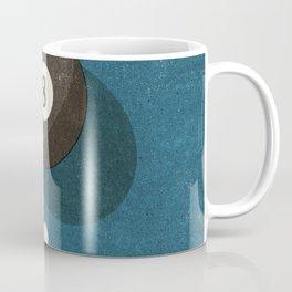 BILLIARDS / Ball 8 Coffee Mug