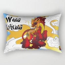 Wang LoHung Rectangular Pillow