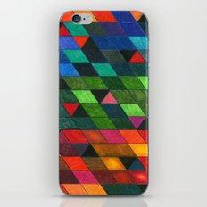 Pattern #1 Tiles iPhone & iPod Skin