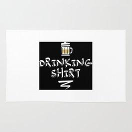 DRINKING SHIRT Rug