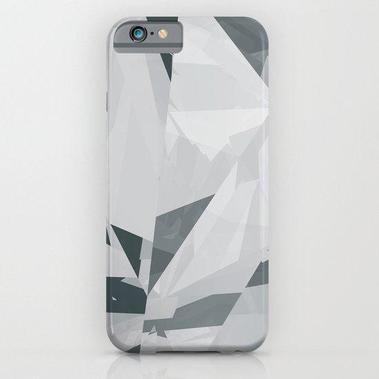 Ice cracks #1 iPhone & iPod Case