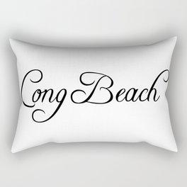 Long Beach Rectangular Pillow