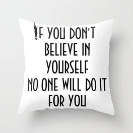 KObeBryant Tribute T-Shirt Throw Pillow