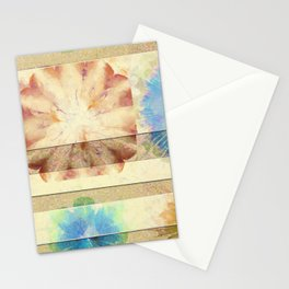 Numerably Touch Flowers  ID:16165-132620-50181 Stationery Cards