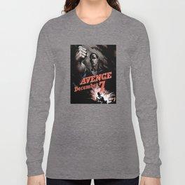 Avenge December 7th Long Sleeve T-shirt