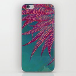#Agave #psychedelic colors pop-art Sci Fi #Jungle iPhone Skin