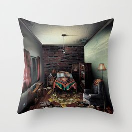 Sweet Dreaming Throw Pillow
