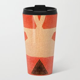 Lucha Libre Mask 1 Travel Mug
