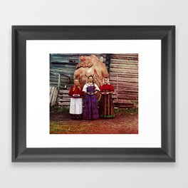 Myocarditis Framed Art Print
