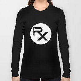 Rx Logo Long Sleeve T-shirt