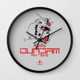 069 Gundam Wall Clock