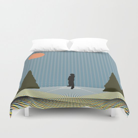 Seeing Colors Duvet Cover