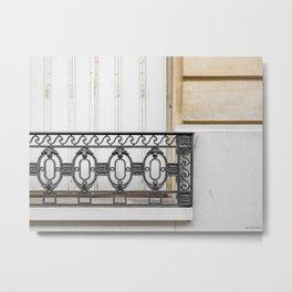 In Details Metal Print