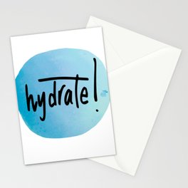 Watercolour Self-Love Reminder Stationery Cards