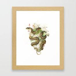 The Instant Framed Art Print