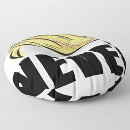 Never Trump Floor Pillow