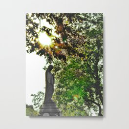 Mother Mary Comes to Me Metal Print