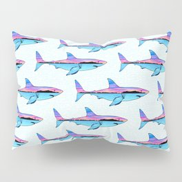Channel Islands Great White Pillow Sham