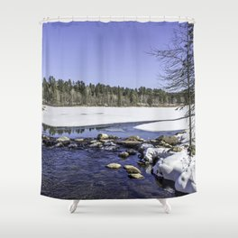 Pure Mississippi Shower Curtain