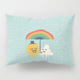 A True Dandy Gentleman Pillow Sham