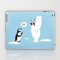 How little Pandas are born Laptop & iPad Skin
