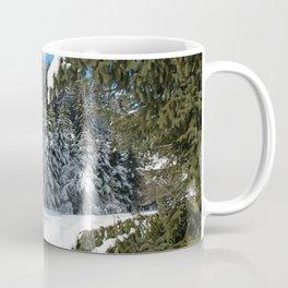 Snowy Meadow Coffee Mug