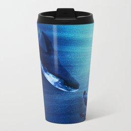 A STRANGE KISS Travel Mug