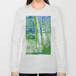 Abstract No. 86 Long Sleeve T-shirt