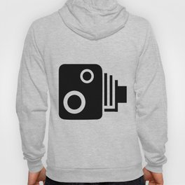 Isolated Speed Camera Hoody