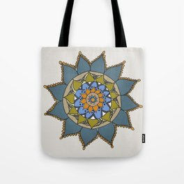 Mandala by Motilal Tote Bag